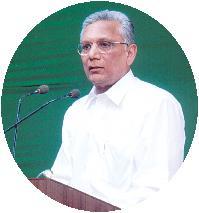 Indian Educator and Industrialist Jairaj C. Thacker