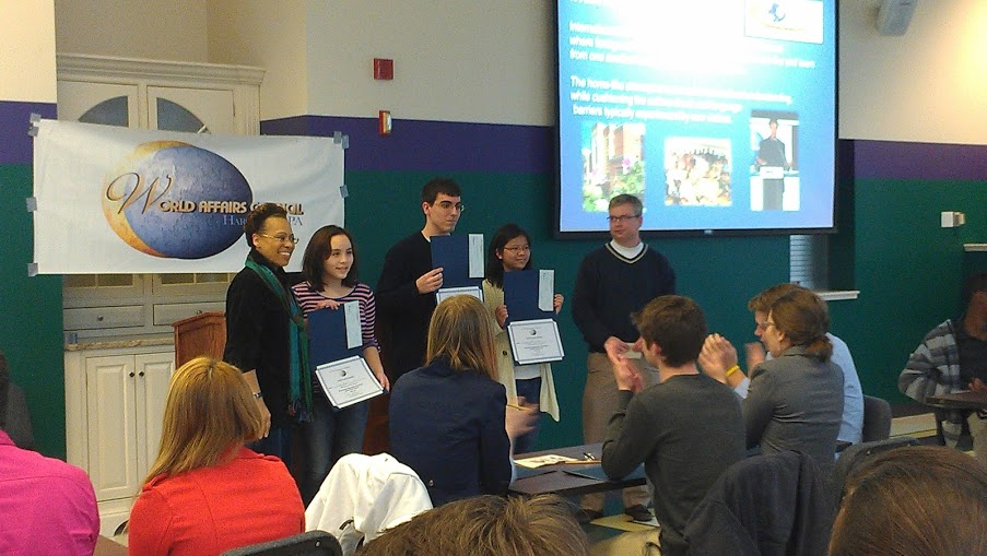 Academic WorldQuest: Congratulations to Our Winning Teams!