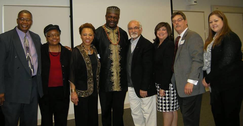 Thanks to Ambassador Ibiyinka Olufeme Alao!