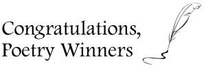 poetry winners 2015