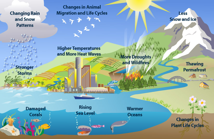 Climate Change Resource Guide for Students and Teachers!