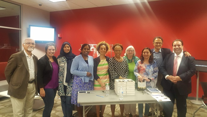 Thanks to All for Great Forum with Author Masih Alinejad