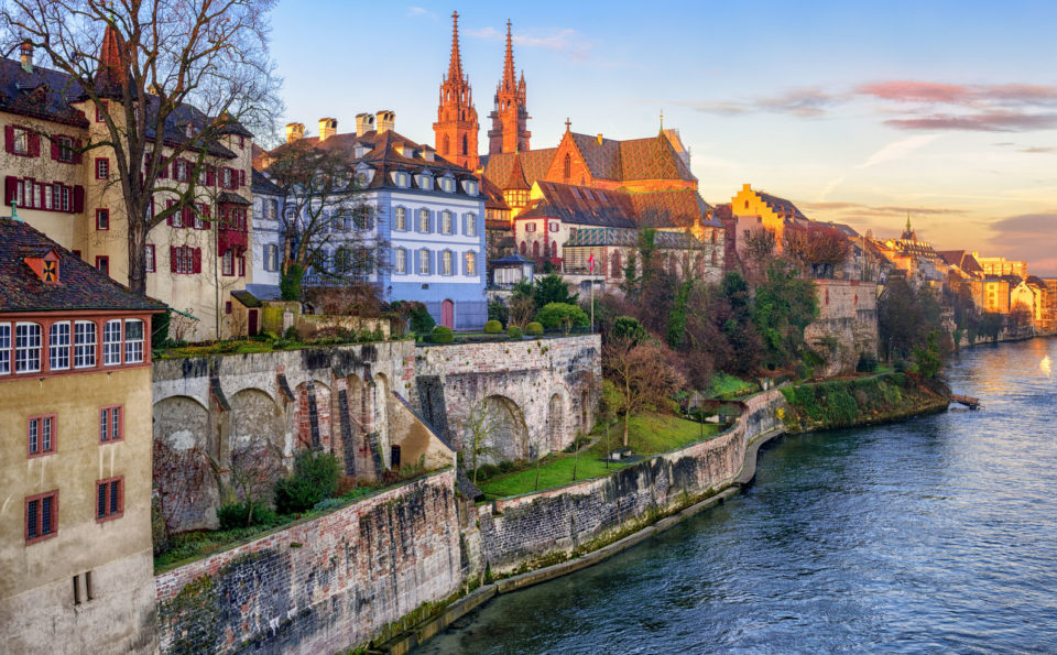 Cruise the Rhine with World Affairs Council of Harrisburg President Joyce Davis
