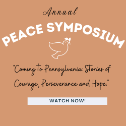 Watch Our 2021 International Peace Symposium Now