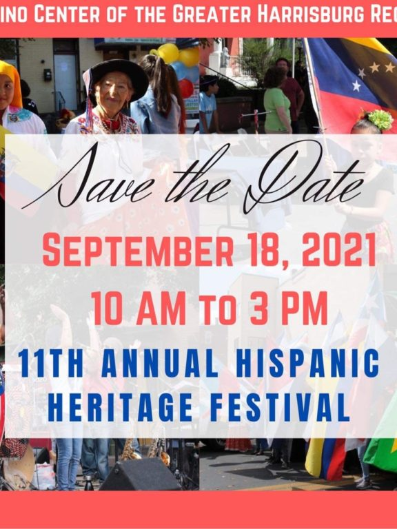 Join us as we help promote vaccinations at the Hispanic Heritage Festival!