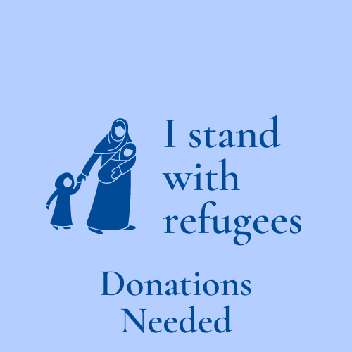 Donations Needed for Afghan Refugees